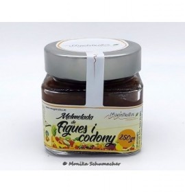 Apple jam with quince