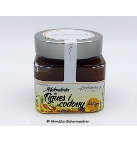 Quince jelly with figs