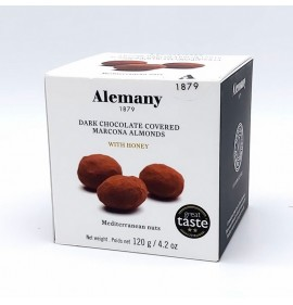 Chocolate almonds Alemany