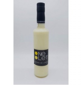 Lemon cream liqueur Nelet