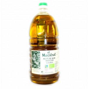 Extra virgin organic olive oil 2 l El Maestrat