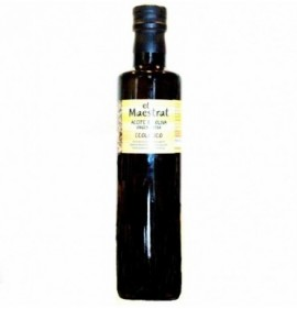 Extra virgin organic olive oil 500 ml El Maestrat