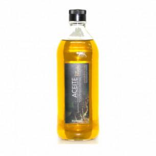 Extra virgin olive oil Montull Gran Seleccion vidrio 1l