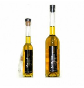 Extra virgin olive oil Montull Gran Seleccion vidrio 250 ml