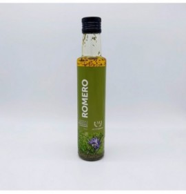 Rosemary macerated in extra virgin olive oil 250ml