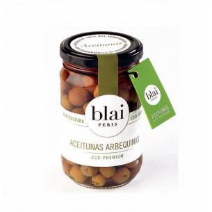 Olives arbequina ecologica 160 gr