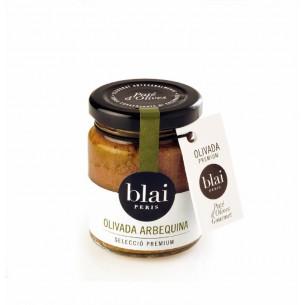 Arbequina olive paste 100 gr