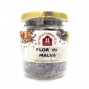 Mallow flowers pet jar 10 g