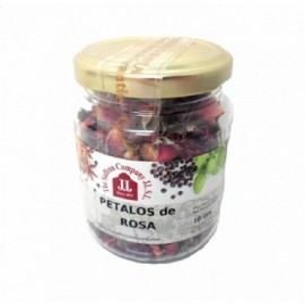 Petals of rose pet jar 10g