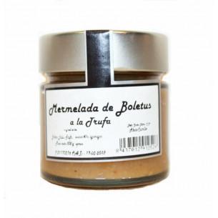 Boletus truffle jam200 gr