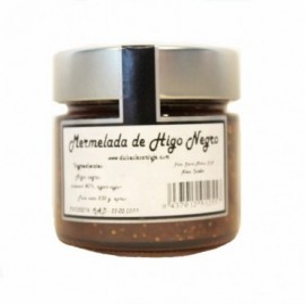 Black fig jam 200 gr