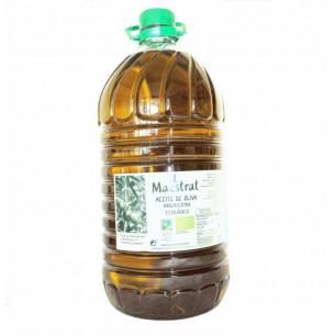 Extra virgin organic olive oil 5 l El Maestrat