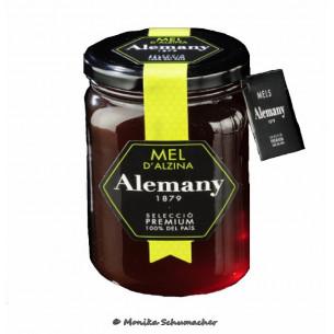 Miel monofloral alemany encina tarro 500 gr