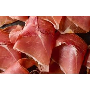 Sliced Serrano ham 150 gr