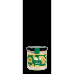 """Allioli"" with sunflower oil"