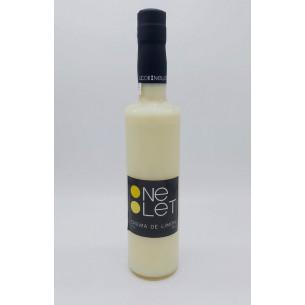 Lemon cream liqueur Nelet